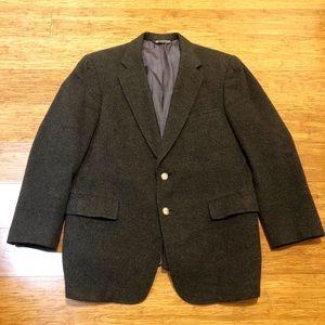 100% Cashmere gray Austin Reed blazer. Medium